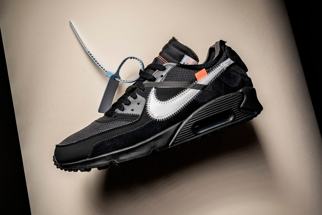 Off-White x Nike Air Max 90 RELEASE