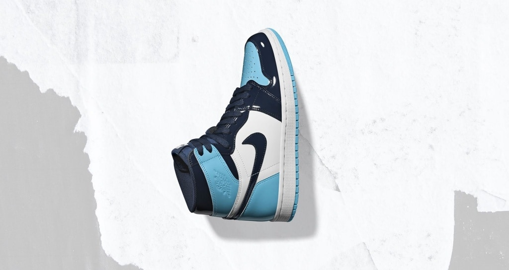 AIR JORDAN I BLUE CHILL WMNS snkrempire