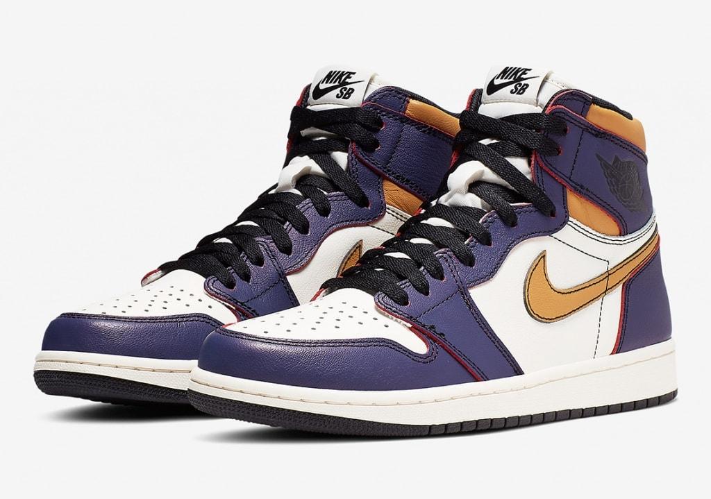 Nike SB x Air Jordan 1 High OG Court