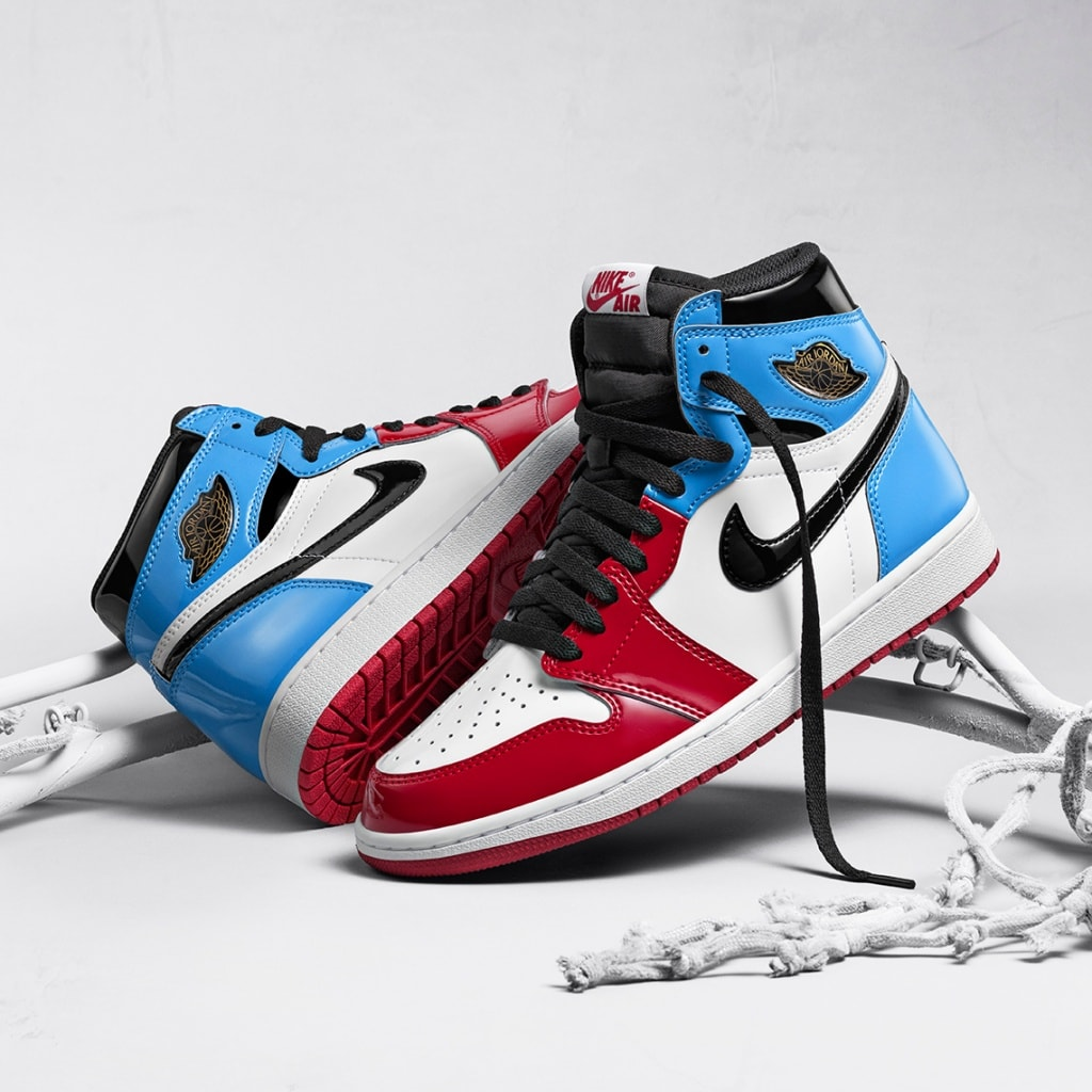 Air Jordan 1 Retro High Og Fearless Store And Raffle List
