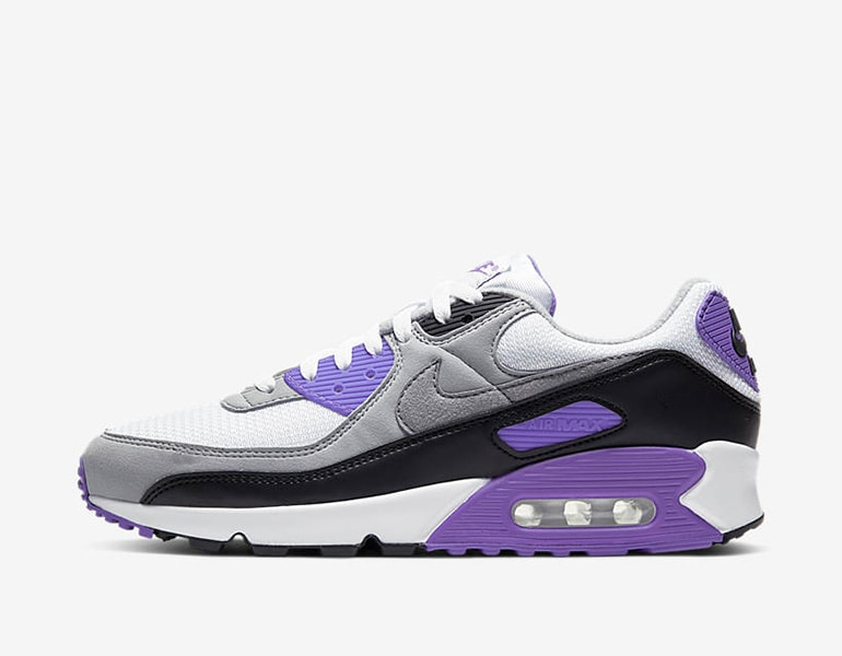 nike air max 90 hyper grape release news links stores