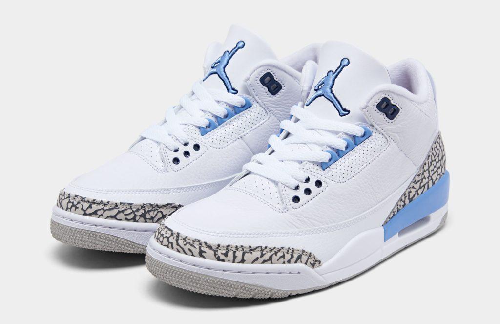 Nike Air Jordan 3 Retro UNC