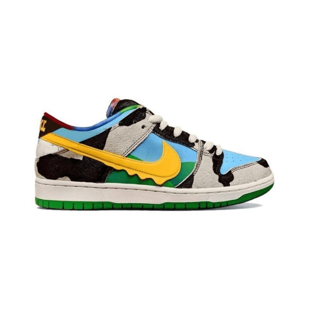 Ben & Jerry's x Nike SB Dunk Low Release Infos und Raffle List