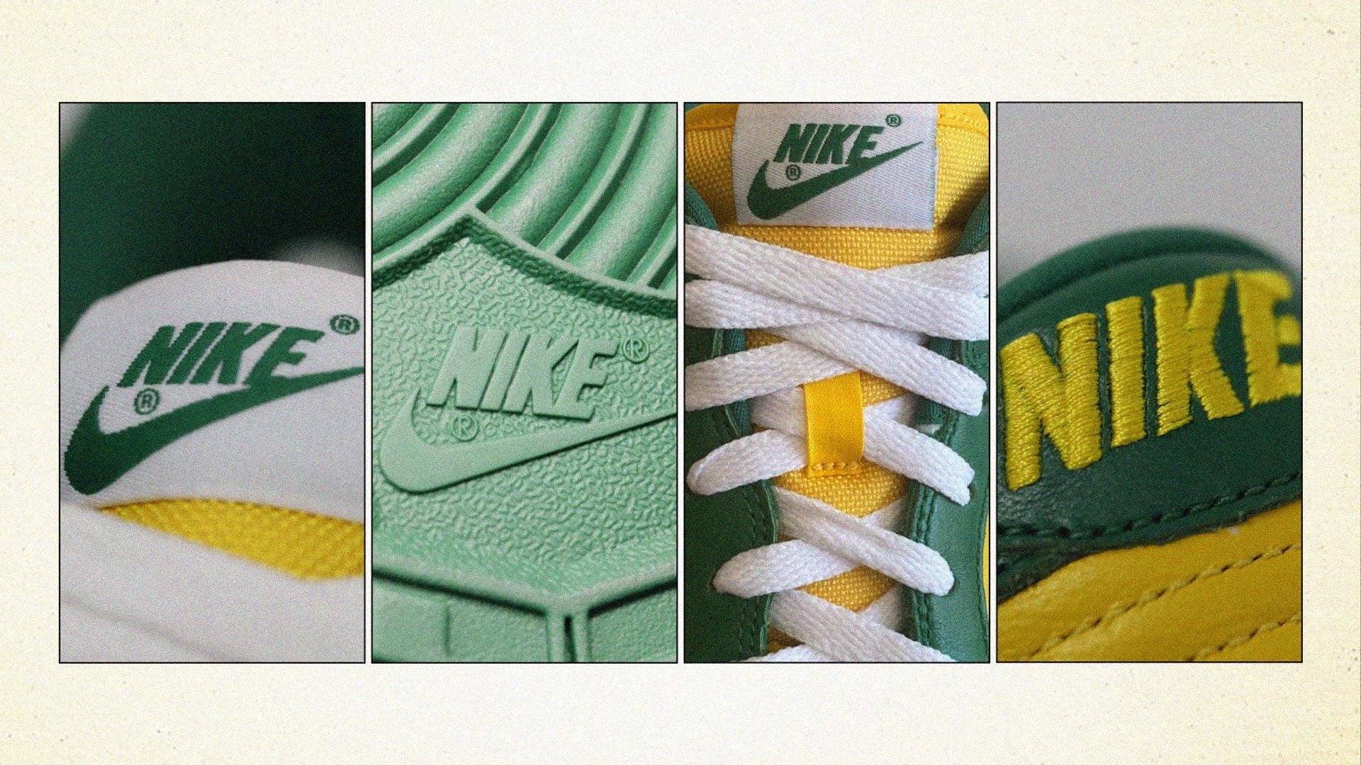 Nike Dunk Low SP Brazil
