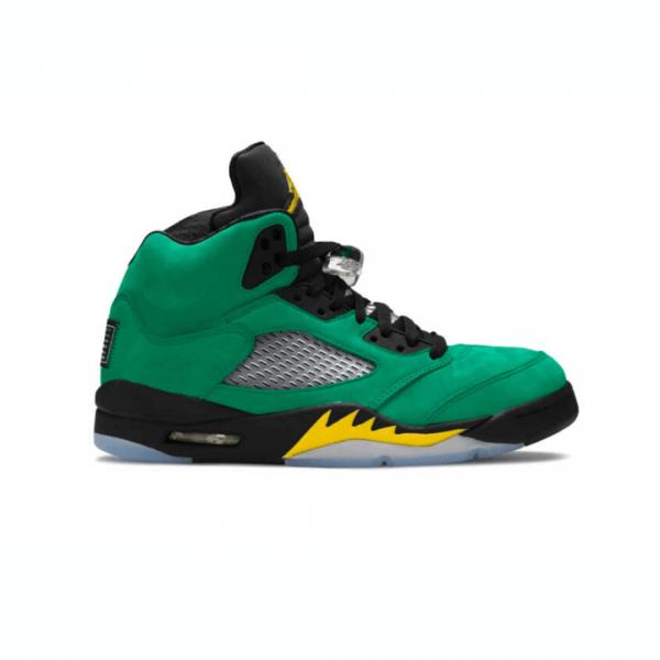 "Nike Air Jordan 5 ""Oregon Ducks"""