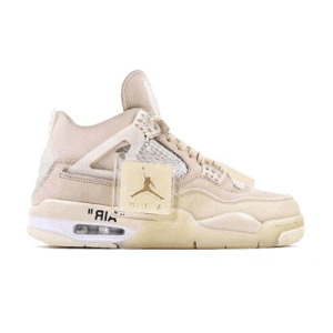 Off White x Nike Air Jordan 4