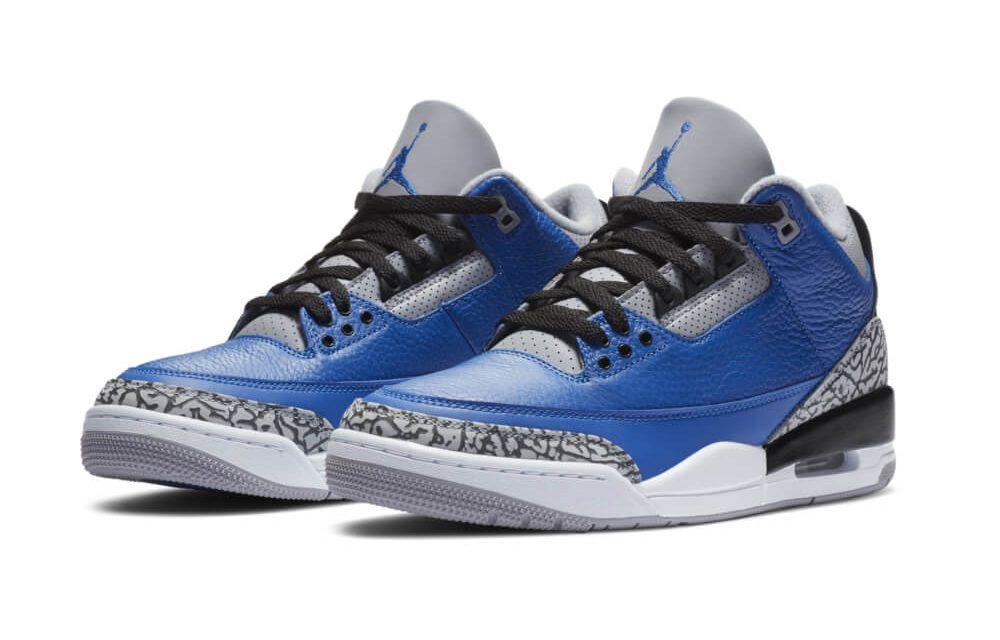 Nike Air Jordan 3 Varsity Royal