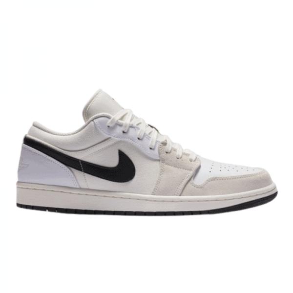"""Nike Air Jordan 1 Low PRM """"Sail"""""""