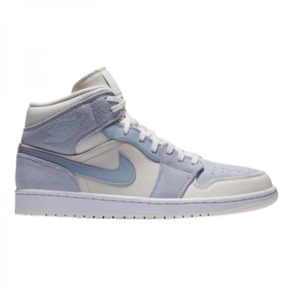 Nike Air Jordan 1 Mid Grey Tan