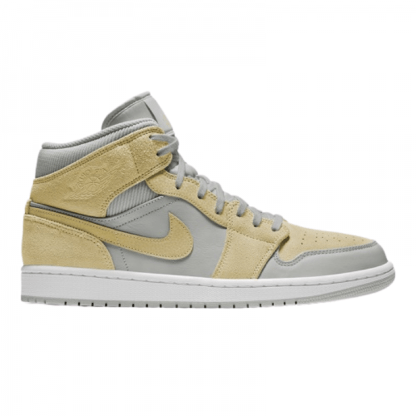 Nike Air Jordan 1 Mid Lemon Wash
