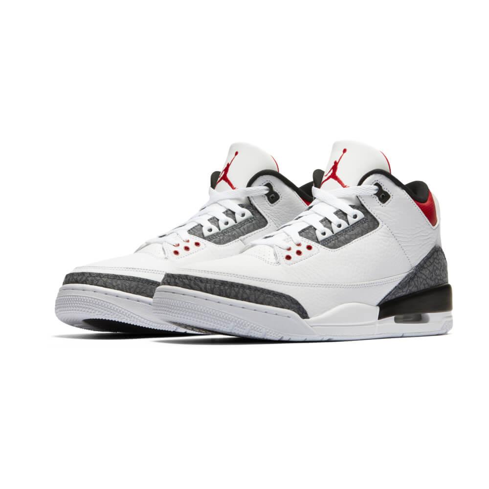 """Nike Air Jordan 3 """"Denim"""""""