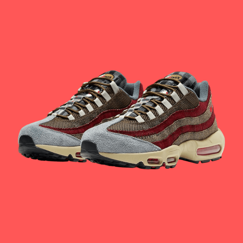 "Nike Air Max 95 ""Freddy Krueger"""