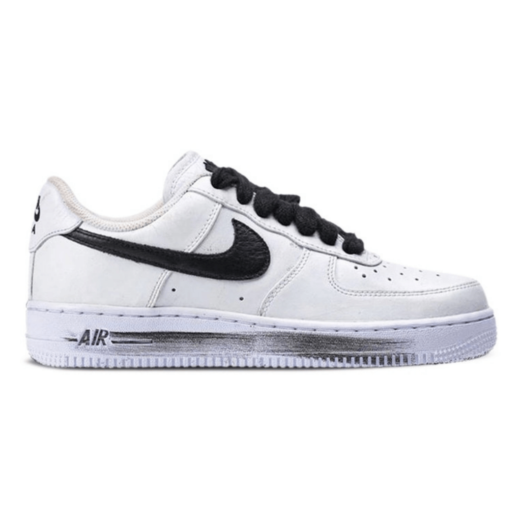 G-Dragon x Nike Air Force 1 Para-noise White