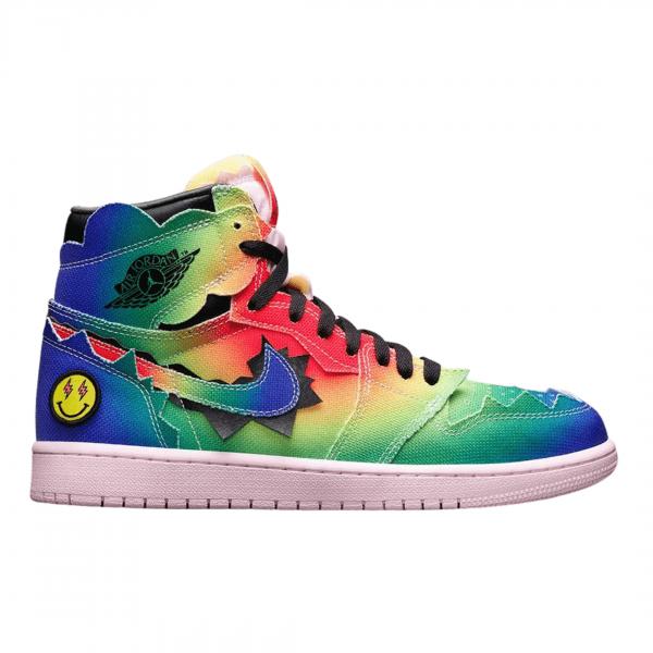 J Balvin x Nike Air Jordan 1
