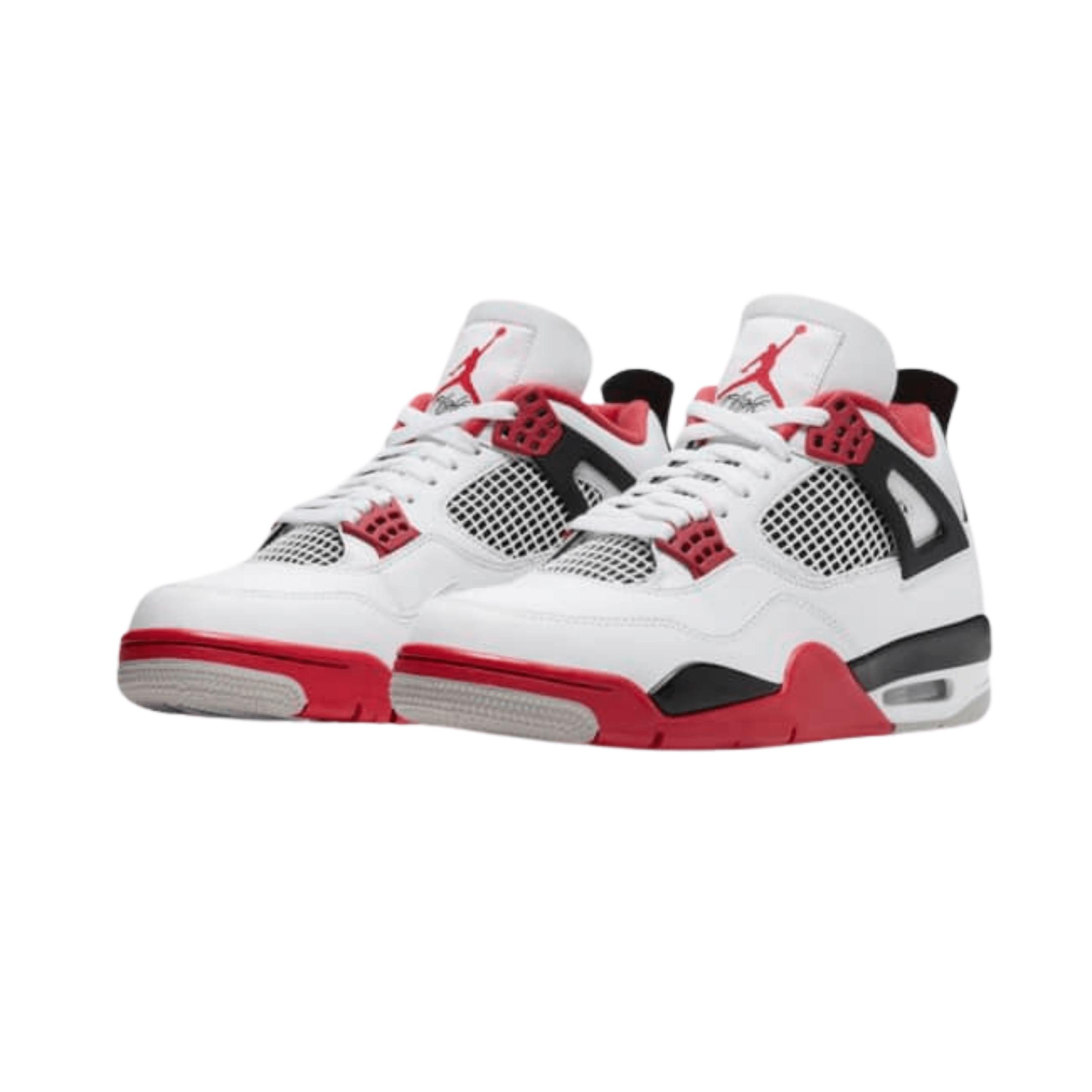 Nike Air Jordan 4 Fire Red-2
