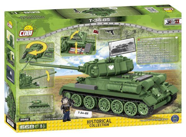 COBI 2542, T-34-85
