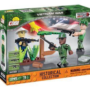 COBI 2038, Vietnam, 3 figures