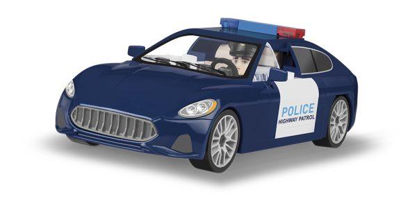 COBI 1548, Police Highway Patrol