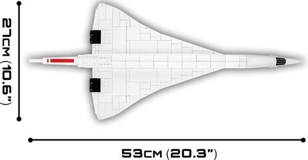 COBI 1917, Concorde