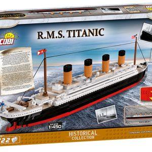 COBI 1929, Titanic, schaal 1:450