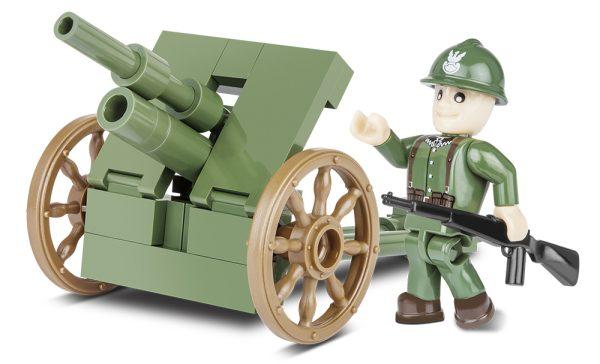 Cobi 2153 Howitzer 100 mm wz. 1914