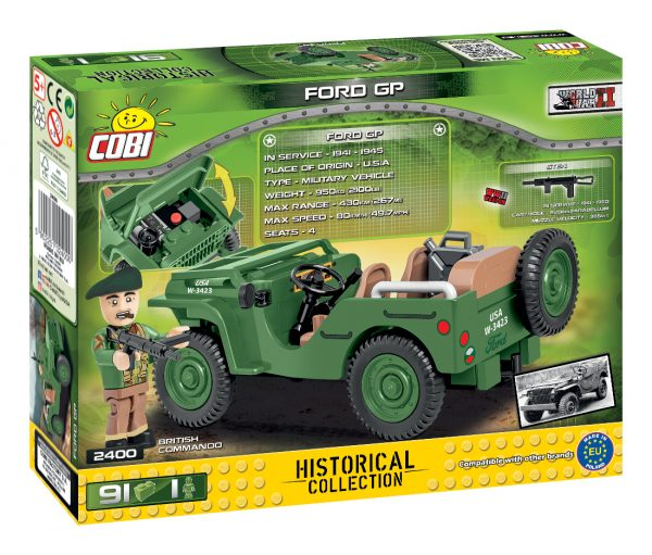 COBI 2400, Ford GP