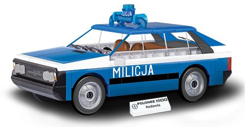 COBI 24533, Polonez 1500 Radiowoz