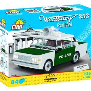 COBI 24558, Wartburg 353 Polizei
