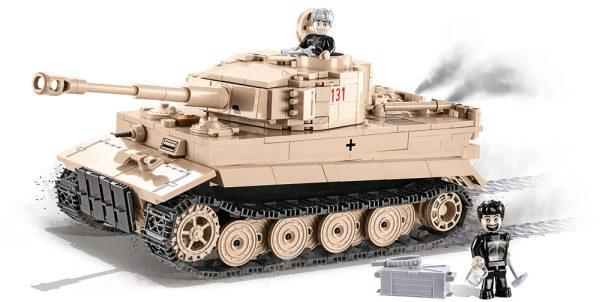 COBI 2519, Tiger 131 The Tank M