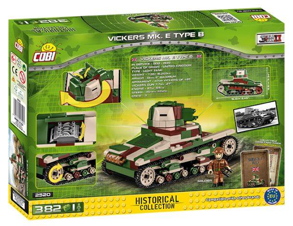 COBI, 2520, Vickers MK. E Type B