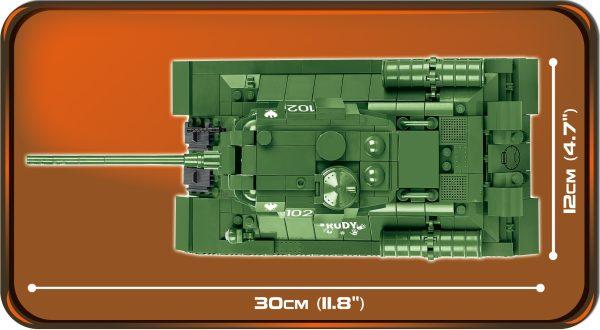 COBI 2524, T-34 - 85 Rudy 102