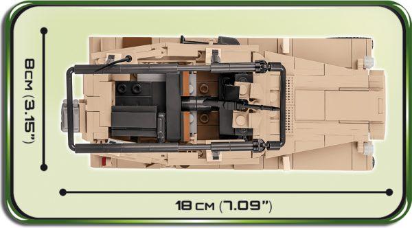 COBI 2526, SD. KFZ 250/3 (DAK)