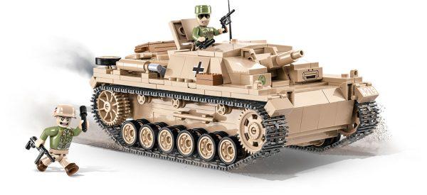 COBI 2529, Sturmgeschutz III Ausf. D-dak