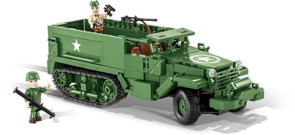 COBI 2536, M3 Half-track / Armored Personal Carrier