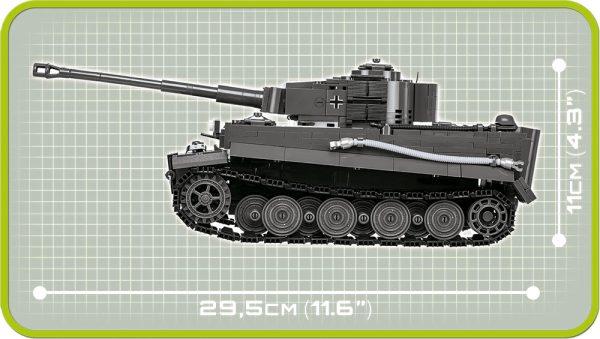 COBI 2538, Panzerkampfwagen VI Tiger AusF. E
