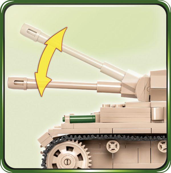 COBI 2546, Panzerkmpfwagen IV AusF. G