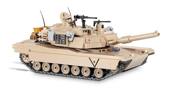 COBI 2619, Abrams M1A2 scale 1:35