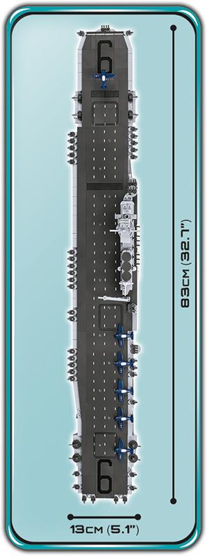 COBI 4815, WS USS Enterprise