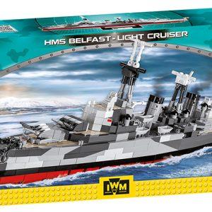 COBI 4821, HMS BelFast – Light Cruiser