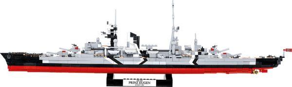 COBI 4823, Prinz Eugen Heavy Cruiser