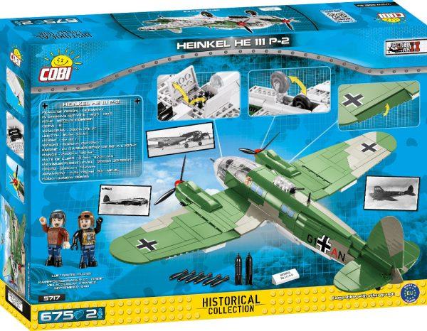 COBI 5717, Heinkel HE 111