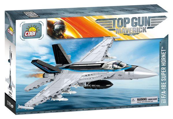 COBI 5805, F/A - 18E Super Hornet, scale 1:48