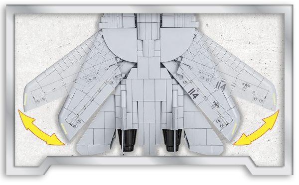 COBI 5811, F-14 Tomcat