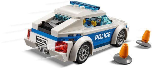 LEGO 60239, Politiepatrouille auto