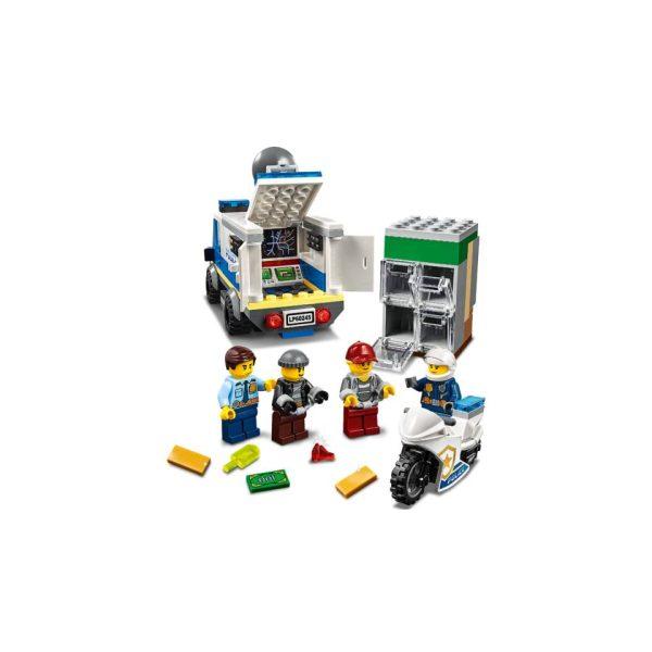 LEGO 60245. Politiemonstertruk overval