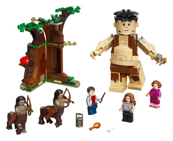 LEGO 75967, Het verboden bos: Omber's Ontmoeting met Groemp