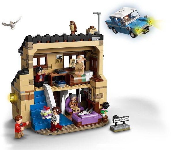 LEGO 75968, Ligusterlaan 4