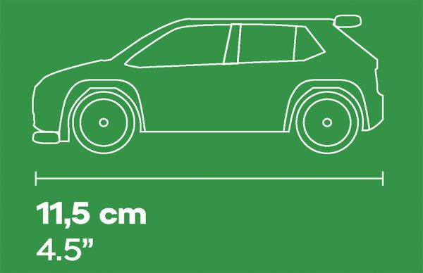 COBI 24580, Skoda Fabia R5 Racing Garage