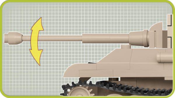 COBI 2704, Panzer V Panther