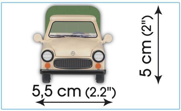 COBI 24538, Syrena R20